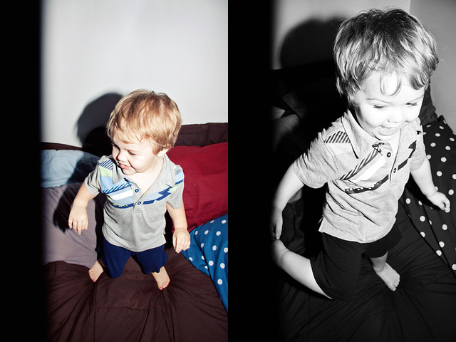 Preston outtake diptych