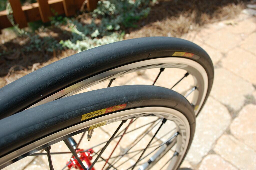 Mavic Tire Review