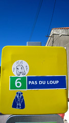 pas du loup (mc1984) Tags: street original art sticker flickr handmade maladie mc1984 aleister236 freshtox