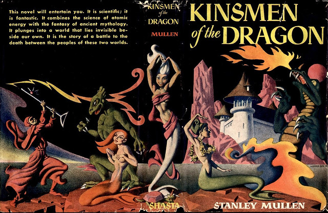 Hannes Bok - Kingsmen Of The Dragon