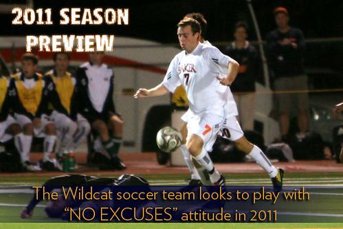Men's Soccer 2011