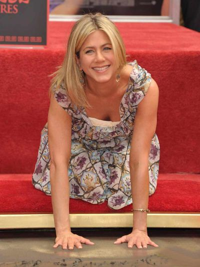 Jennifer Aniston - Walk of Fame