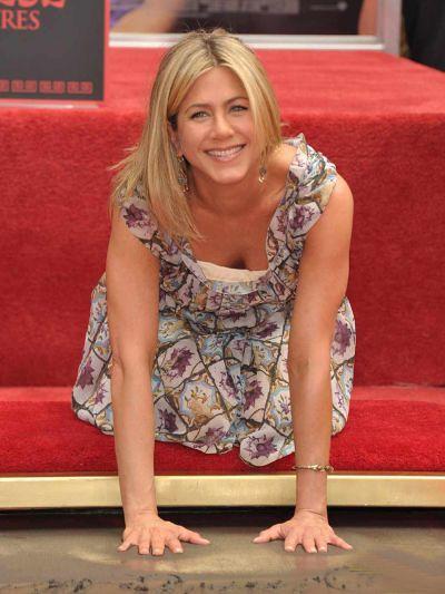 Jennifer Aniston - Walk of Fame