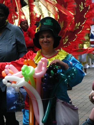 Nottingham caribbean carnival 2011