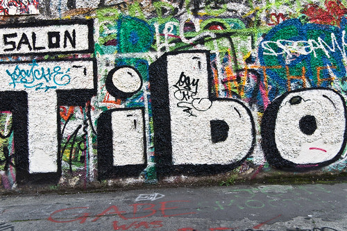 Graffiti And Street Art - Windmill Lane (U2 Studios)