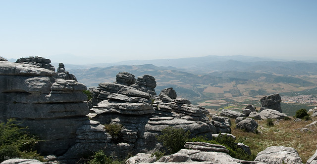 Antequera - Parque natural el Torcal