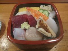 並チラシ@魚がし寿司豊玉店(練馬)