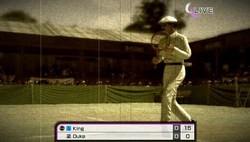 England Tennis Vintage