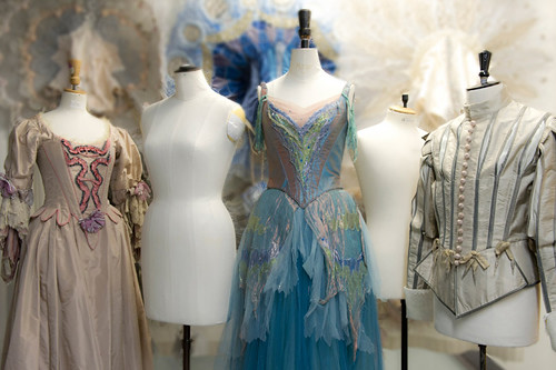 Colourful Costumes © ROH 2011