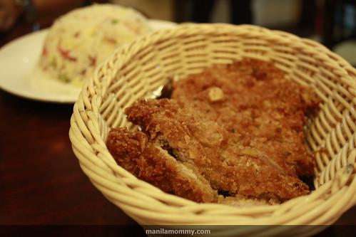 Fried Breaded Pork Strips - Su Zhou Dimsum