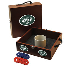 New York Jets Washers Toss Game