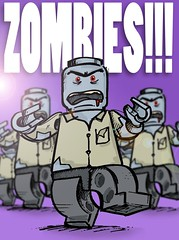 LEGO zombies (felt_tip_felon) Tags: