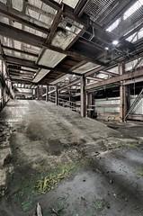 The Ramp (GregoireC - www.gregoirec.com) Tags: abandoned industry germany deutschland mine industrial kohle pentax nrw coal dri zeche k5 colliery urbex bergbau sigma1020mmf456exdc zechekp
