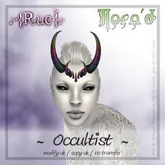 .{Rue}. Horn'd / Occultist