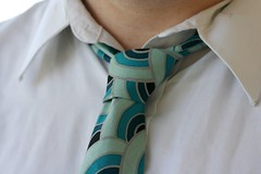 tie close up