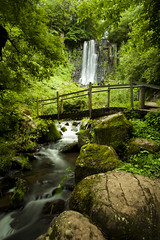 Cascade d'Anglard ou de Vaucoux - Puy de Dme - France (louistib) Tags: france waterfall vert filter nd cascade auvergne filtre longuepose effetfil cascadedefrance img49481c