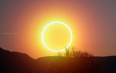 Ring Around the Sun  (yusuf_alioglu) Tags: world red sky sun sunlight mountain black tree colors yellow sunrise turkey photography photo flickr peace photographer shadows earth space trkiye ring panasonic spaceage gkyz yusuf gne aa dnya mydream tokat ringaroundthesun planetworld halka gjgj alioglu picasa3 darkplanet panasonicdmcls80 yusufalioglu unbornart yusufaliogluphotography weloveyoutom imissyoutom gnehalkas darkiplanetearth