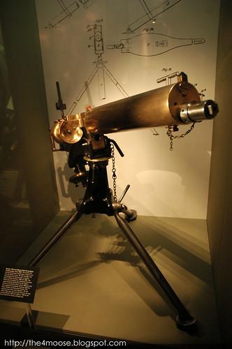 Imperial War Museum - Maxim Gun
