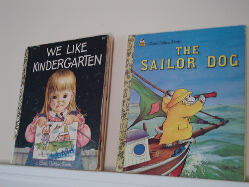 kindergarten golden book