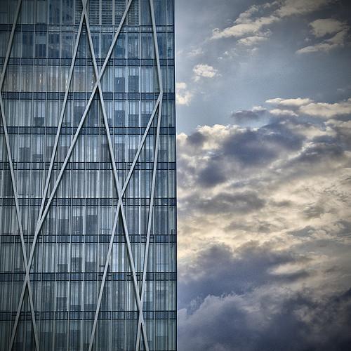 Torre Diagonal Zero Zero by vdorse