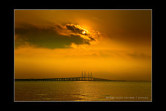 bridge under the sun | penang (Keris Tuah) Tags: world travel 2 vacation portrait sky seascape color art nature water fashion silhouette clouds sunrise canon landscape photography freedom 1 asia flickr niceshot post award images georgetown malaysia future winner penang 1001nights scenes recovery keris treatment waterscape tuah greatphotographers keristuah mygearandme spain spainflickrwinnerpost1award2