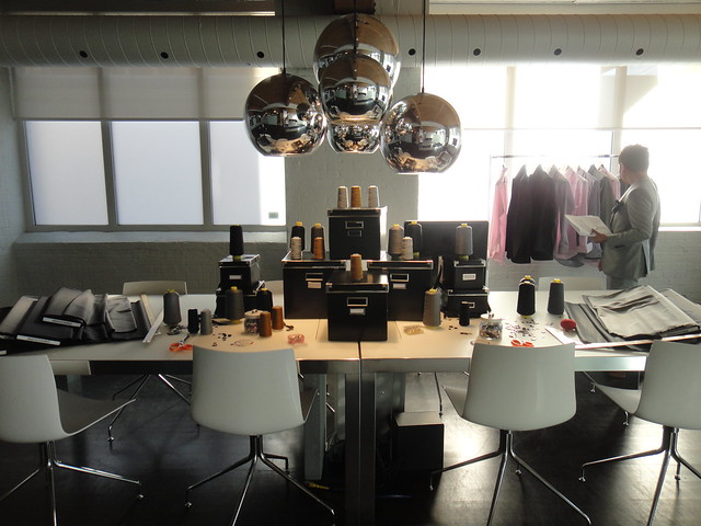 Our offices transformed to make Indochino feel fight at home!