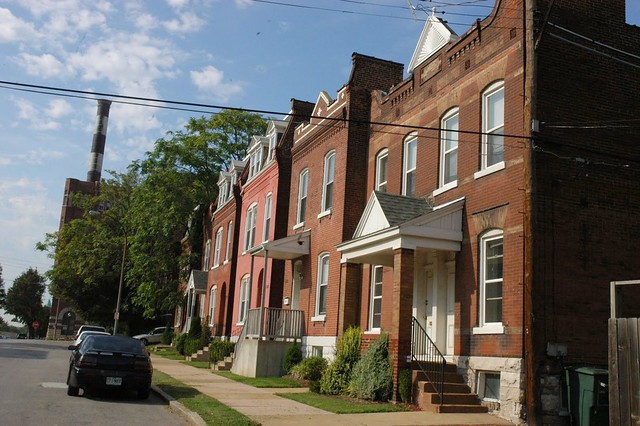 St. Louis Place neighborhood - STL