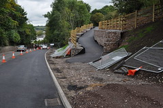 Five Arches Greenway Construction - Day 199 (WestfieldWanderer) Tags: geotagged cyclepath radstock midsomernorton geo:lon=2482298 5archesgreenway geo:lat=51281246