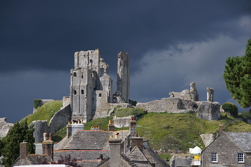 Storms At The Castle by julian sawyer