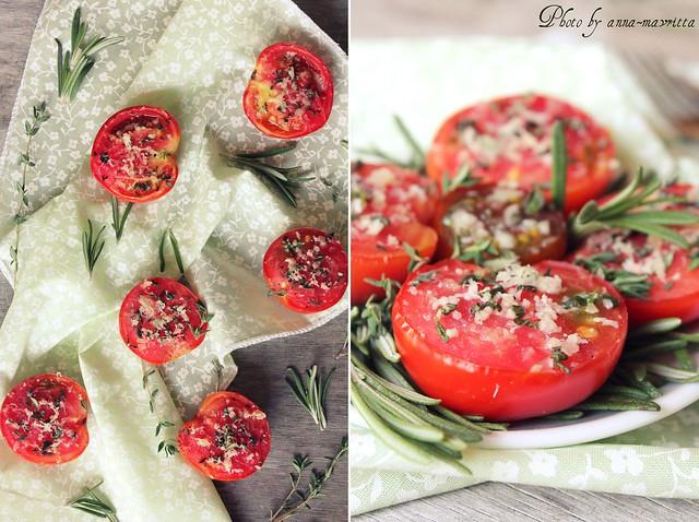 Provençal Tomatoes