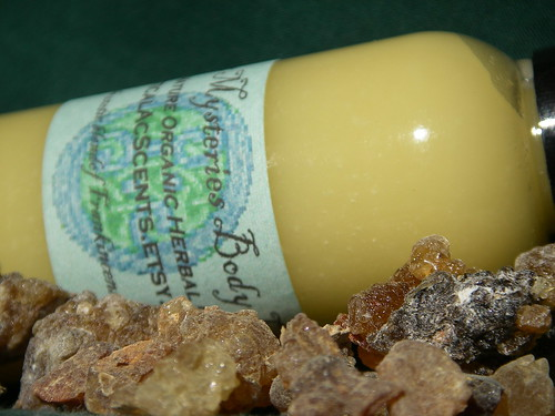 Ancient Mysteries Body Lotion - ORGANIC - Vegetarian - Handmade - Men and Women by MisticalAcScents.etsy.com