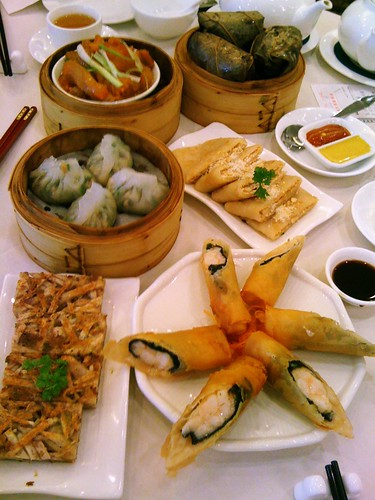 Dim Sum at Red Star Seafood Restaurant in Richmond, BC by Melody Gourmet Fury