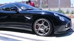 Alfa Romeo 8C Competizione (karimjazouani) Tags: verde drive italia fiat grand ferrari prix master alfa romeo marrakech gran marrakesh mito gt itali turismo automobili 159 8c 458 quadrifoglio masterdrive