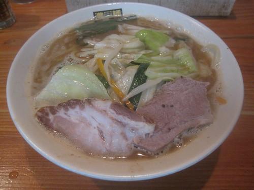 濃菜麺@濃菜麺井の庄(練馬)