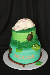 "Animals birthday cake • <a style=""font-size:0.8em;"" href=""http://www.flickr.com/photos/60584691@N02/6089669238/"" target=""_blank"">View on Flickr</a>"