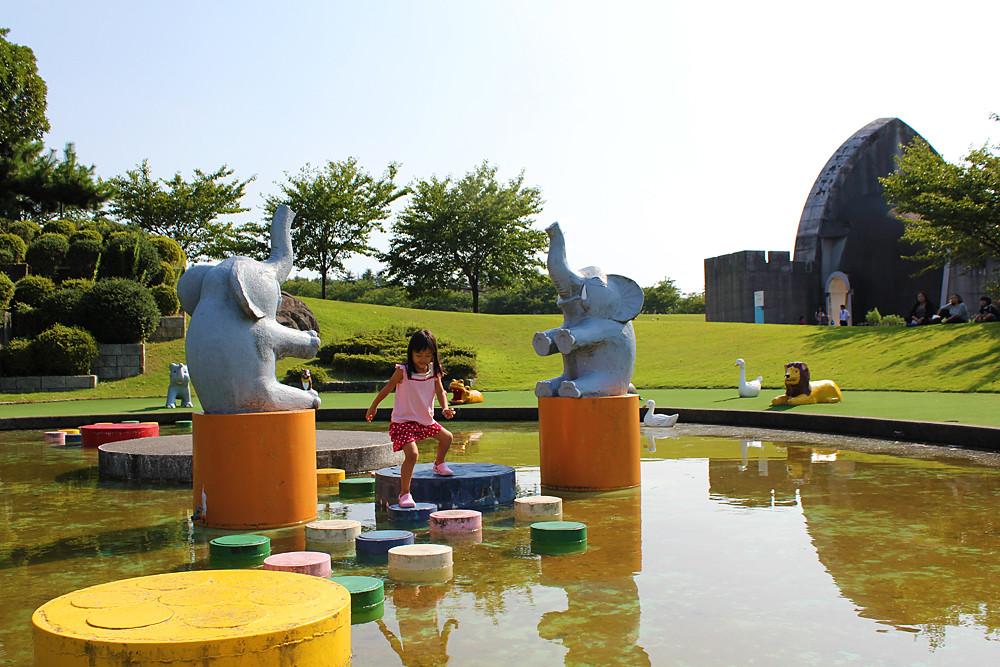 おとぎの国@加賀市中央公園