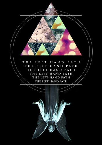 The Left hand Path by Raul Ruiz Martinez