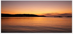 Corsica Pre-dawn light (Mark-Crossfield) Tags: pictures uk greatbritain summer vacation england holiday france beach beautiful island photo sand mediterranean image photos corse corsica picture lagoon images calm 2011 photosof picturesof santagiulia markcrossfield