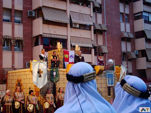 Moros y Cristianos del Barrio de Jose Antonio - 2011 - Alicante