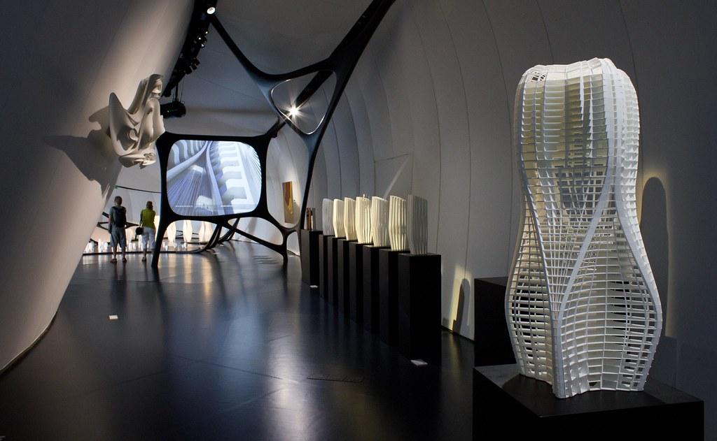 Expo Zaha Hadid