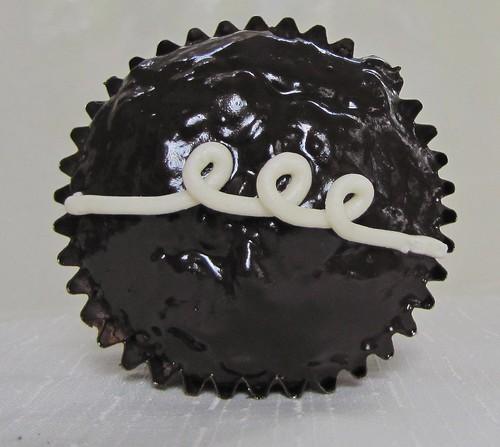 Glossy Top Cupcake