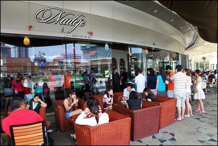 Melaka Food nadeje-cafe