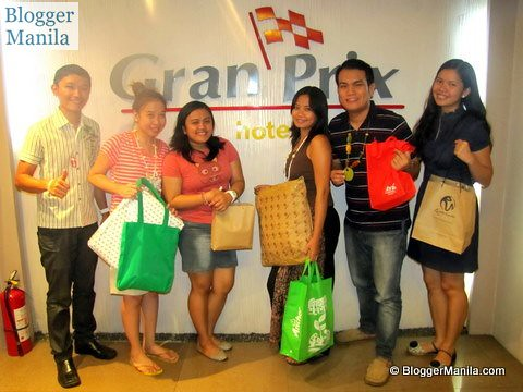 Blogger Manila's Magic 6