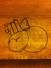 wise (Into Space!) Tags: ny newyork beach graffiti li photo tunnel longisland we wise graff hollow bombing gk throwie intospace intospaces