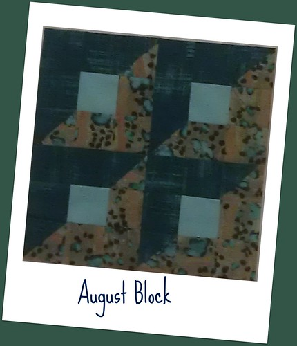 August block by creativedawn
