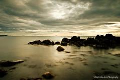 Seascape of Dun Laoghaire