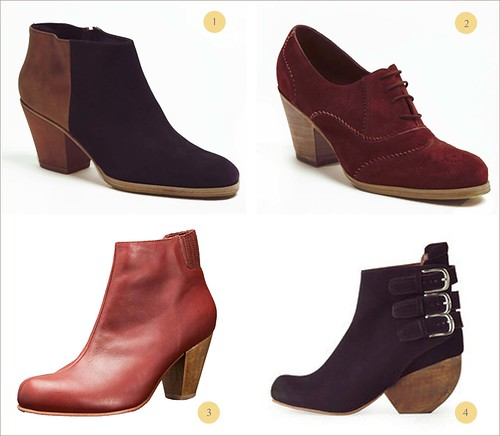 Rachel Comey boots for fall
