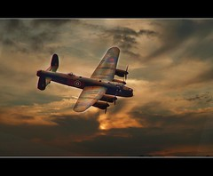 Lancaster 2 (Steel Steve) Tags: lancasterbomber