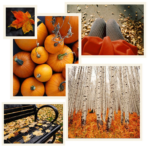 in October I see Orange