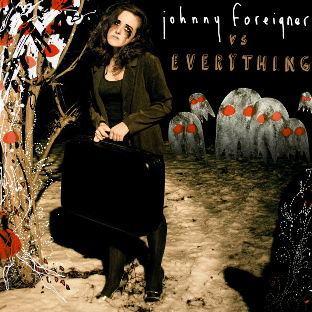 Johnny Foreigner -- Johnny Foreigner vs. Everything